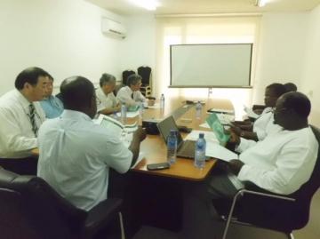 平成25年度野口研事業に関するTMDU-野口研合同会議