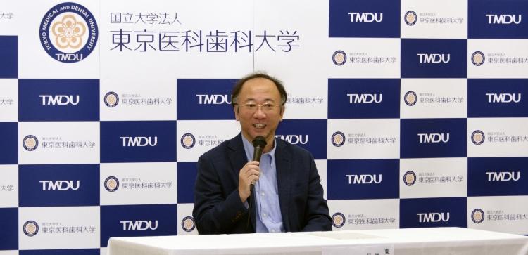 岡澤 均 (オカザワ ヒトシ) 難治疾患研究所 神経病理学分野 教授 脳統合機能研究センター長