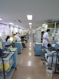 第2総合診療室・全景