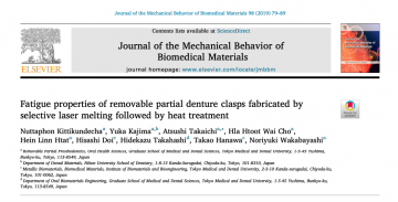 J Mech Behav Biomed Mater. 2019 Oct; 98:79-89.