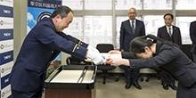 本学学生が人命救助!東京消防庁より感謝状が授与されました。