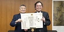 渡邉 守 理事・副学長が科学技術分野の文部科学大臣表彰 科学技術賞(研究部門)を受賞しました