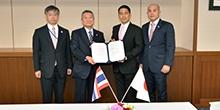 東京医科歯科大学が日本で初めて設置が認められた国際共同学位(ジョイント・ディグリー)プログラムをチュラロンコーン大学(タイ王国)と開始