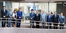オープンイノベーション機構発足記念シンポジウム及び「TMDU-JEOLクライオEM-gateway」運用開始式を開催しました