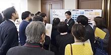 記者懇談会(平成28年度第6回)「犯罪精神医学と法医歯学」を開催しました