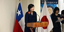「南米チリ共和国との国際医療協力について」【河野辰幸 教授】