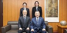 藤吉好則特別栄誉教授が日本学士院会員に選出されました