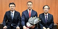 スポーツサイエンス機構の室伏広治教授がスポーツ庁長官に就任決定