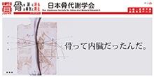 分子情報伝達学の中島友紀准教授が平成27年度日本骨代謝学会学術賞(基礎系)を受賞しました