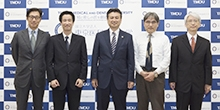 東京医科歯科大学医学部附属病院 がん患者の血液サンプルのみによる73のがん網羅的遺伝子検査を国内で初めて実施。痛みのない迅速ながん医療に一助