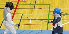 高円宮杯フェンシングワールドカップに事業協力