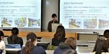 保健衛生学科/保健衛生学研究科 短期海外研修プログラム報告会開催について