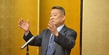 新学長に吉澤靖之が就任しました。