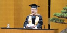 2019年度大学院入学式が挙行されました
